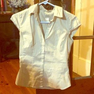H&M short-sleeve blouse